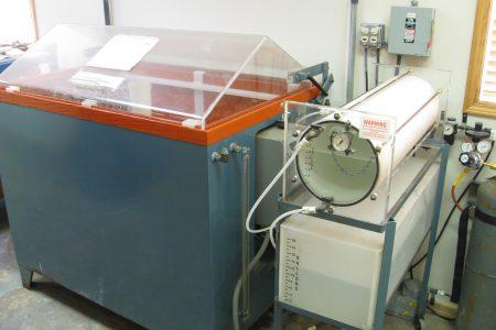 Singleton SCCH22 Salt Spray Cabinet